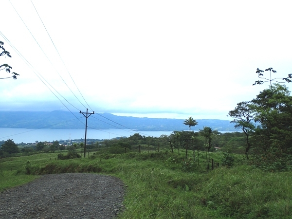1.3 Acres Lake View Lot in Nuevo Arenal