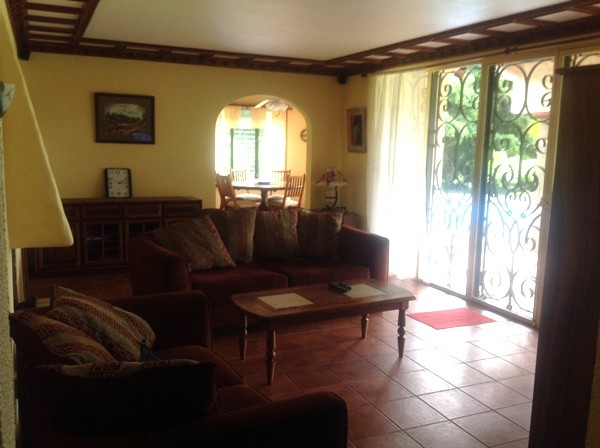 4BR Home with Pool in Spanish Colonial Style Gated Community