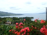 4 BR Tico Home with some of the Best views of the Lake and Volcano