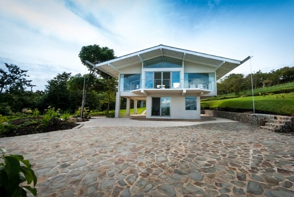Stunning Two Storey European-Style House with Amazing Lake Arenal and Volcano Views
