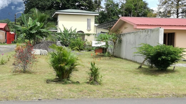 Lot in La Fortuna Central