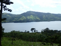 5,018 m2 Lot with Fabulous Lake View, off Paved Road