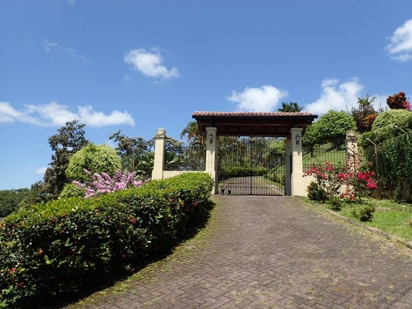 Gorgeous New Hacienda in Gated Community
