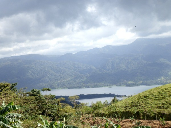 44.8 Hectares with Indescribable Volcano and Lake Views